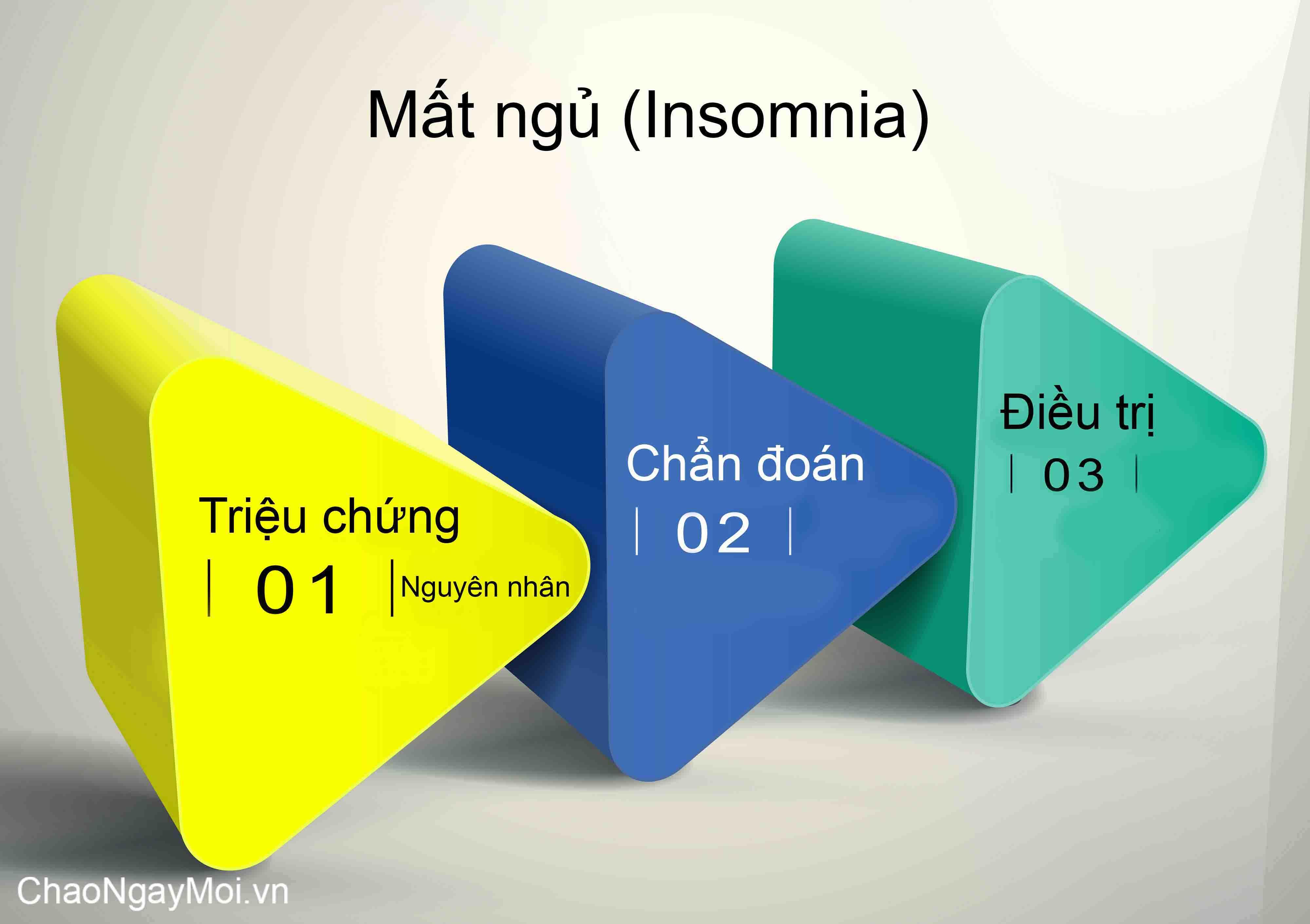 Mất ngủ, triệu chứng mất ngủ, nguyên nhân mất ngủ, cách trị mất ngủ